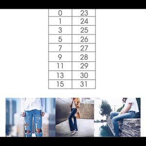 KanCan Jeans - KANCAN  SPLIT ANKLE PANT